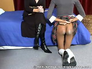 Strict teacher punished teen girl