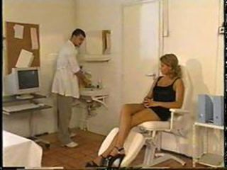 Agnese stock at the doctor for her sexual vitalize