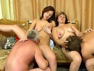 Verifiable Russian family sex action, they are swingers