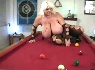 Fun at be passed on Pool Table with Make more attractive by snahbrandy