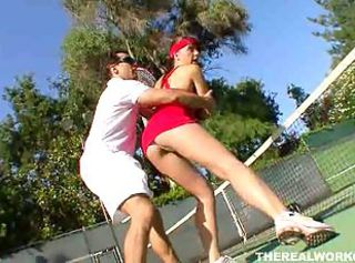 Tennis short-lived would allied to to fuck a pupil