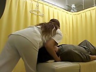 Sweet Japanese slut gagging on a hard pang penis