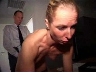 Grown-up Secretary Gets Several Co