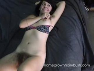 Homegrownhairybush's Chris Bangs Jezebel's Hairy Puss...