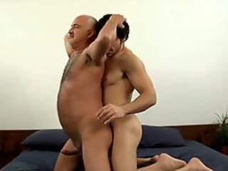 Muscled gay radiate leo giamani fucking jake journey bareback in old ass