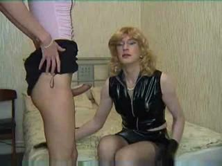 crossdresser girlfriend fun...