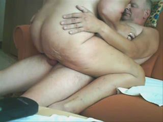 Amateur Bedroom Homemade Older Riding