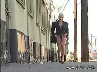 Blonde Nymphos Candi Apple And Mercedes Go In The Desert With Their...