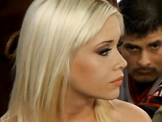 Amazing Babe Blonde Bukkake Teen Young