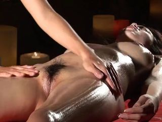 ORGASMIC Erotic YONI Palpate with oil - NV