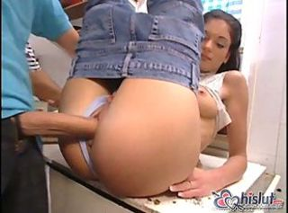 Vanessa Desiree has got the perfect innocent young fail to keep look