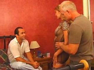 Cuckold French Wife