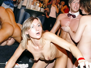 A difficulty Party Where Amateur Sluts Come To Play