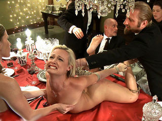 Nasty whore public fucked and humiliation