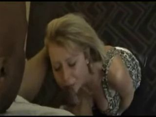 Blonde wife used and abused