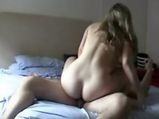 Amateur Bedroom European Homemade MILF Riding Spanish Wife