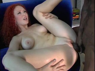 Redhead bitch takes uncultivated cock