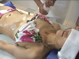 Mother and Daughter Abused at a Spa - Pt 2 - Cireman