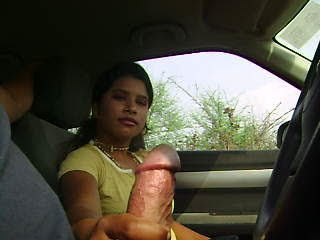 car handjob