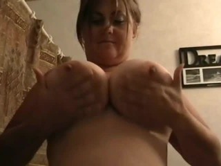 Cheating BBW wife with big...