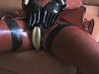 Latex Defloration Tube Porn