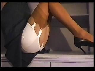Minidress and Girdle...