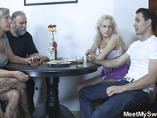 Smutty Parents Fuck Their Son
