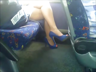 Fabulous Legs, Heels With an increment of Toes..