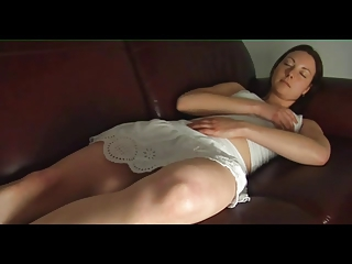 Julia B Masturbating To Orgasm With Nice Contractions