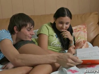Horny Teen Tutored Unreliably Fucked