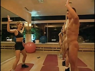 Naked Gym Training Apart from Snahbrandy