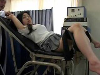 Asian Doctor School Skirt Teen