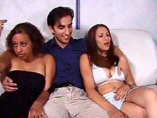 Friends Get Turn On Hard by Obeying Porn