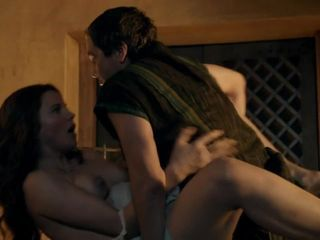 Spartacus: Lucy Lawless and J...