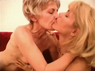Grandma Likes Drenching 3 Way, Scene 4 Mature Mother