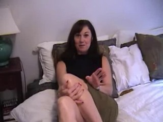 Mature Hot Wife BBC Tryout