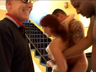 Bukkake Gangbang Groupsex Interracial