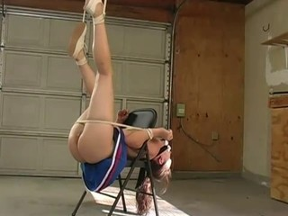 "Cheerleader tied to chair"" target=""_blank"
