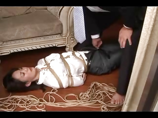 Asian Bdsm Bondage Brunette