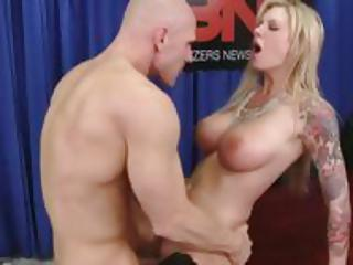 Madison Mason Lets Her Man Unload A Cockful Of Jizz Directly On Her Fa...