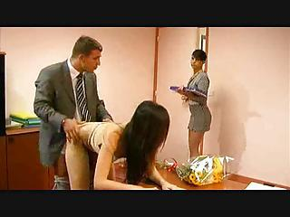 Secretary Sluts Love Having Mating With The Boss