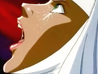 Hentai nun getting fucked hard