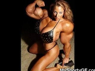 Hot Muscle Girlfriends!