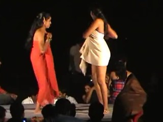 Naked epoch dance in andhra india