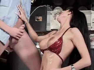 Sidney Dark getting fucked in...