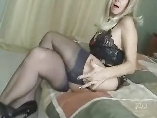 sexy Mature woman joking and fucked