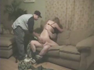 Drunken Girlfriend gets fucked by Buddy.  Part 1