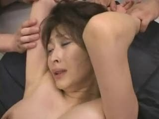 Lots of cumshots and creampies for Japanese girl