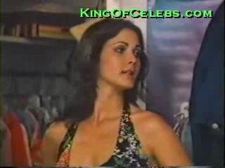 Lynda Carter(Wonder Woman) nude per sex scenes