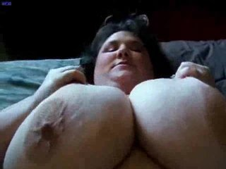 Huge titty fat chick loves to take cumshots